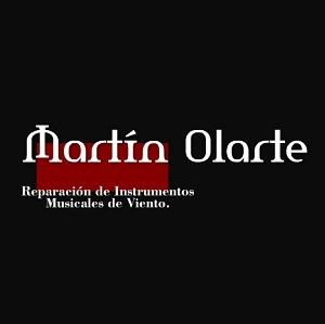 Reparación de Instrumentos de Viento: Martín-Olarte